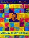 Plakat filmu Przyzwoity przestępca