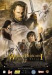 Plakat filmu Władca Pierścieni: Powrót Króla
