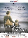 Plakat filmu Ruchome słowa