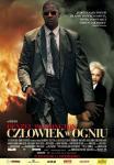 Movie poster Człowiek w ogniu