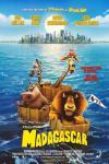 Plakat filmu Madagaskar