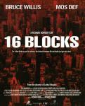 Plakat filmu 16 przecznic