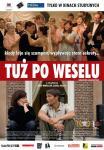 Plakat filmu Tuż po weselu