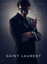 Movie poster Saint Laurent