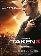 Plakat filmu Uprowadzona 3