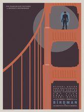Plakat filmu Birdman
