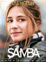 Plakat filmu Samba