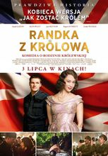 Plakat filmu Randka z królową