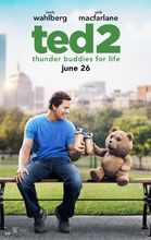 Movie poster Ted 2