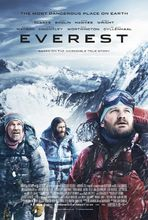 Plakat filmu Everest