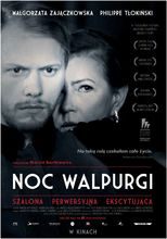 Plakat filmu Noc walpurgi
