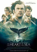 Plakat filmu W samym sercu morza