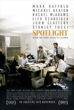 Movie poster Spotlight