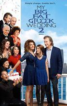 Movie poster Moje wielkie greckie wesele 2
