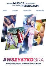 Plakat filmu #WSZYSTKOGRA