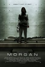 Plakat filmu Morgan