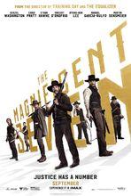 Plakat filmu Siedmiu wspaniałych