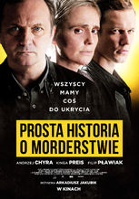 Plakat filmu Prosta historia o morderstwie