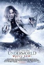 Plakat filmu Underworld: Wojny krwi