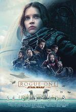 Plakat filmu Łotr 1. Gwiezdne wojny - historie