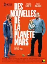Plakat filmu U pana Marsa bez zmian