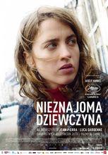 Plakat filmu Nieznajoma dziewczyna