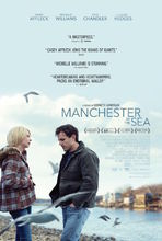 Plakat filmu Manchester by the sea