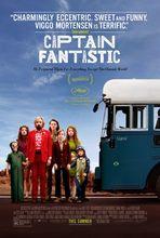 Plakat filmu Captain Fantastic