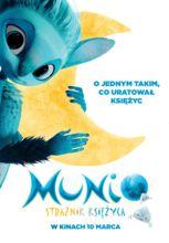 Plakat filmu Munio: Strażnik księżyca