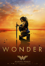 Movie poster Wonder Woman