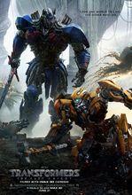 Movie poster Transformers: Ostatni rycerz