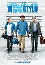 Plakat filmu W starym, dobrym stylu