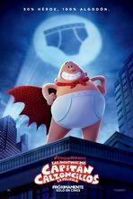 Plakat filmu Kapitan Majtas: Pierwszy wielki film