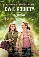 Plakat filmu Dwie kobiety