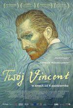 Plakat filmu Twój Vincent