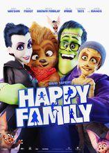 Plakat filmu Potworna rodzinka