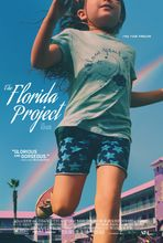 Plakat filmu Florida Project