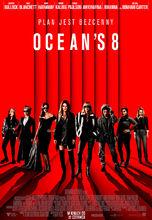 Plakat filmu Ocean's 8