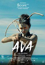 Plakat filmu Ava
