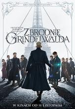 Plakat filmu Fantastyczne zwierzęta: Zbrodnie Grindelwalda