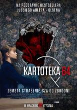 Movie poster Kartoteka 64