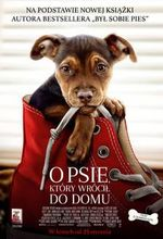 Plakat filmu O psie, który wrócił do domu