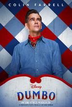 Plakat filmu Dumbo