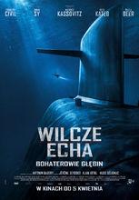 Plakat filmu Wilcze echa