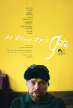 Plakat filmu Van Gogh. U bram wieczności