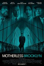Plakat filmu Motherless Brooklyn