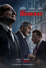 Movie poster Irlandczyk