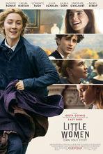 Plakat filmu Małe kobietki