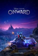 Movie poster Naprzód