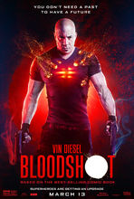 Plakat filmu Bloodshot